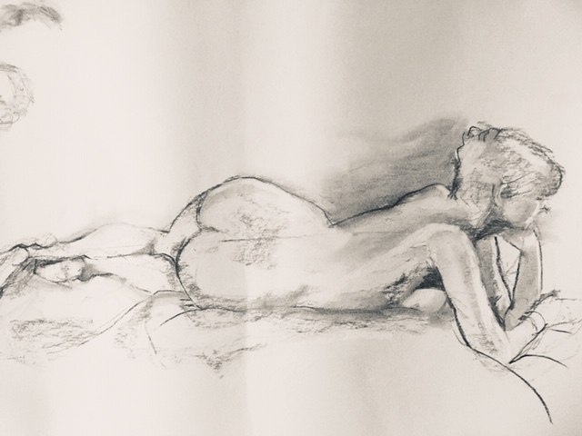 Life Drawing Beginners & Improvers