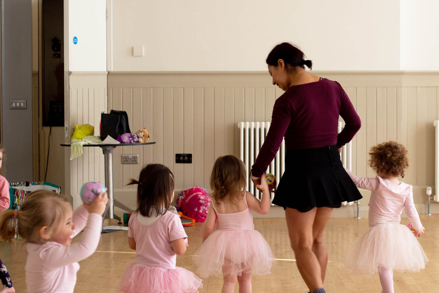 Baby Ballet Beginners for 2-4 Year Olds