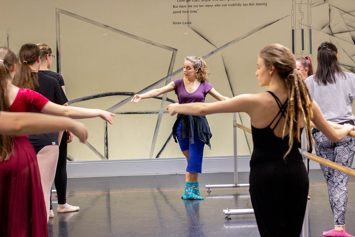 Ballet for Adults: Improvers