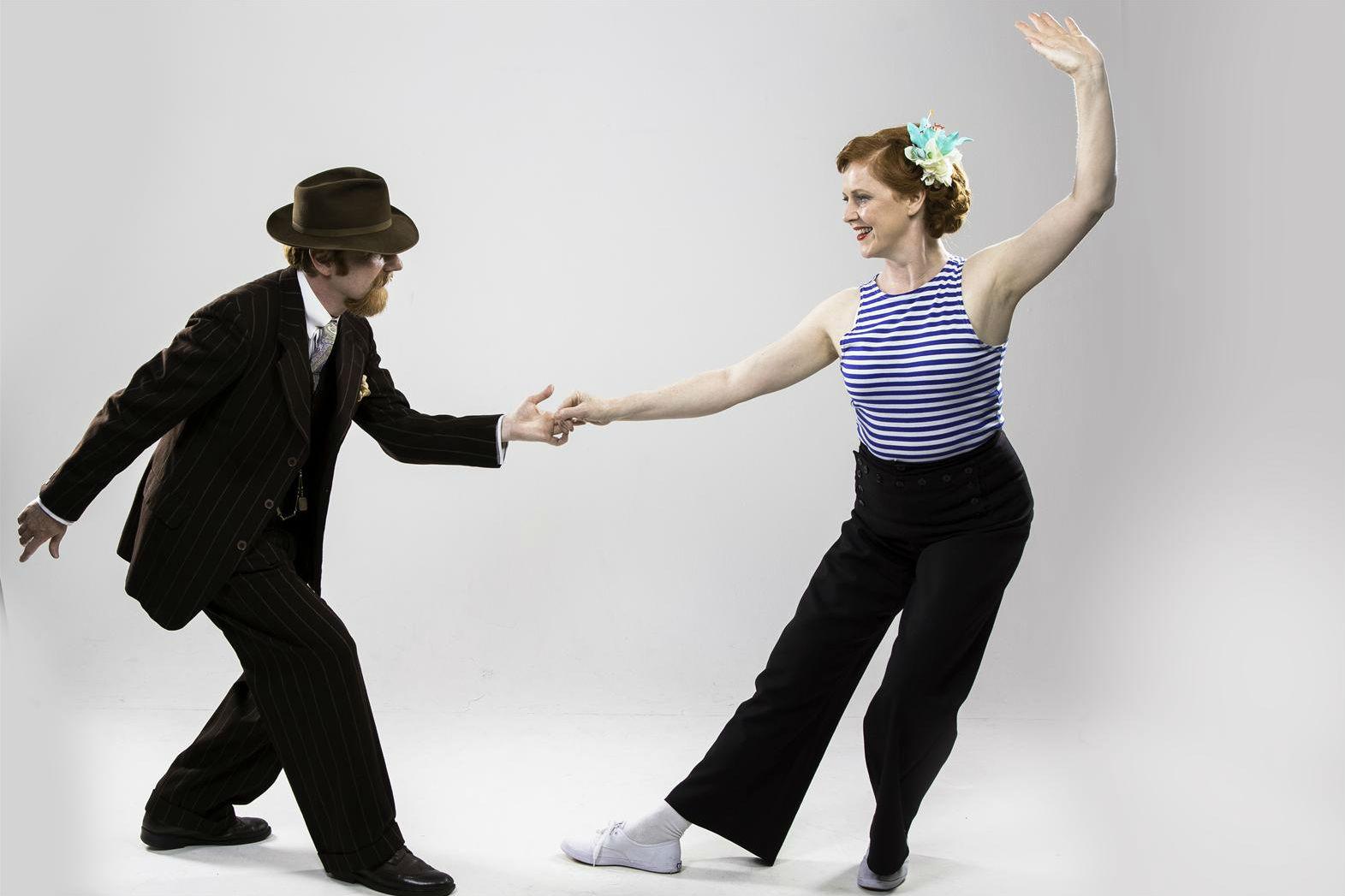 Beginner Partner Swing Dance The Crescent Belfast