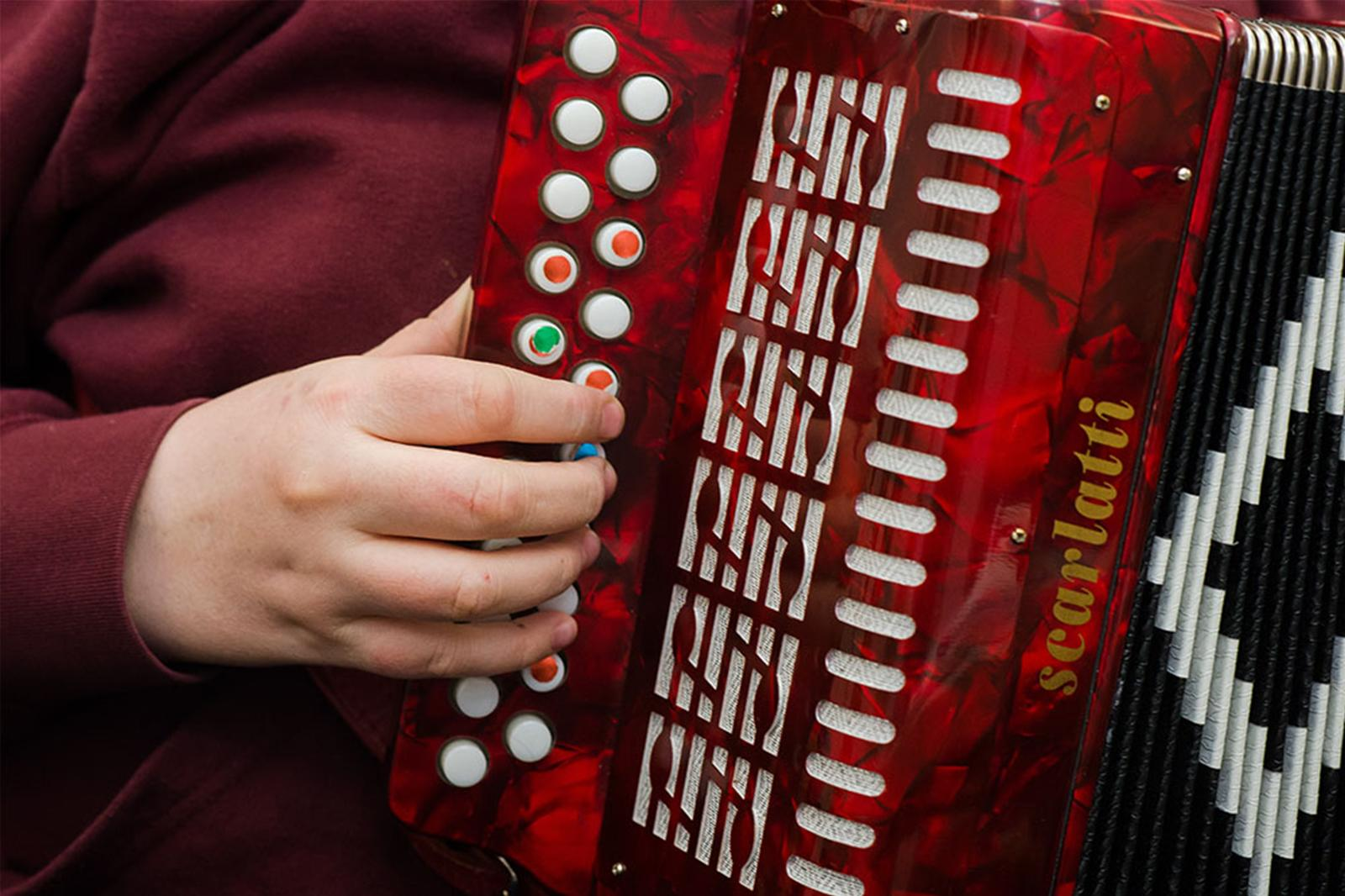 BelfastTrad: Button Accordion Intermediate