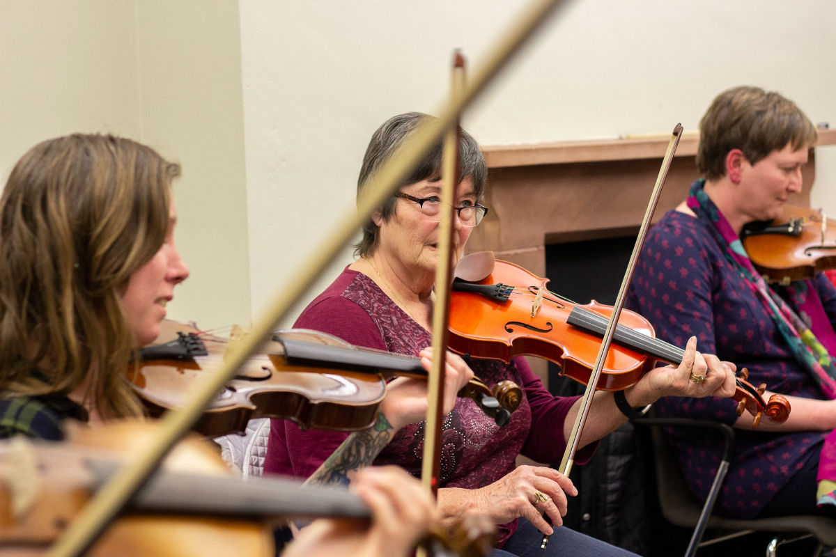 BelfastTrad: Fiddle Advanced