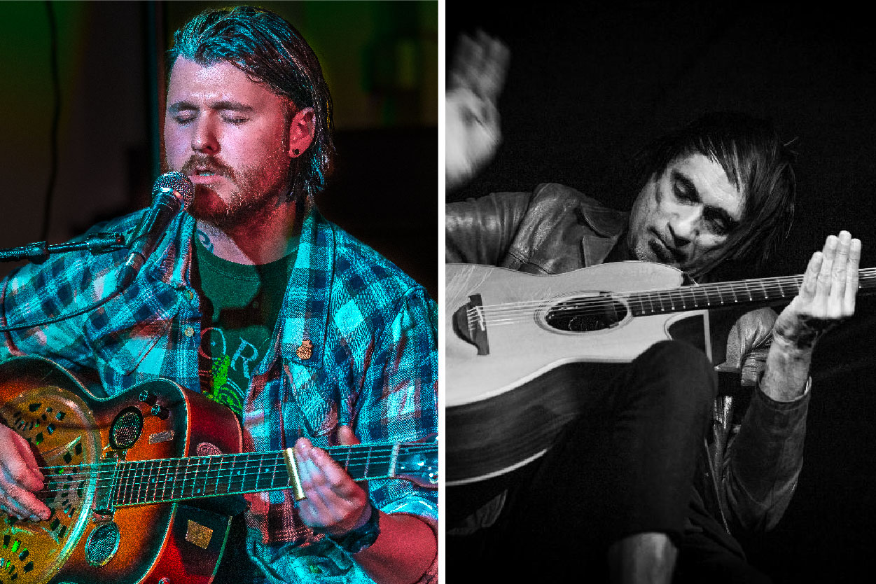 Belfast Guitar Night XI: Dom Martin & Amrit Sond