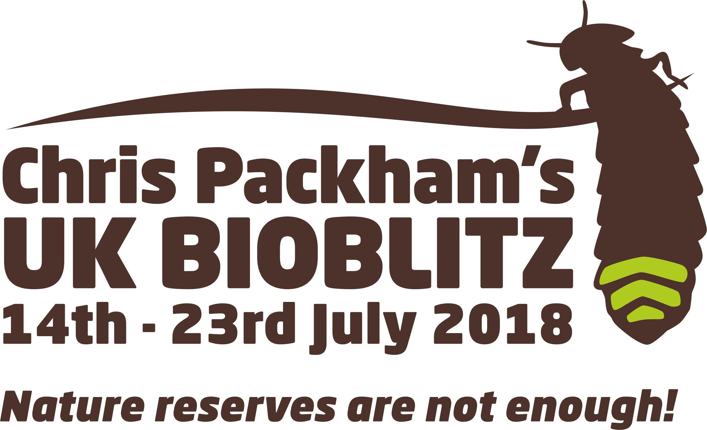 Chris Packhams Bioblitz Campaign is Coming to The Crescent