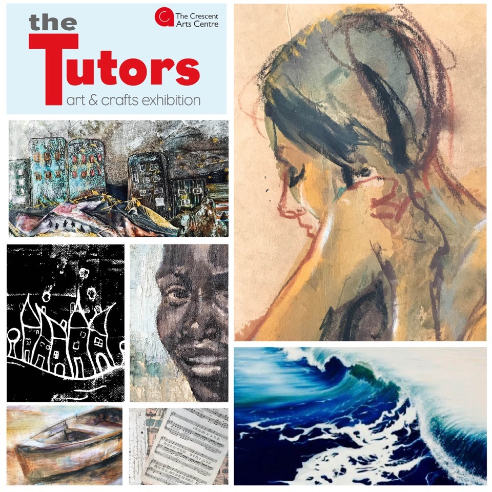 main image for The Tutors Art and Crafts Exhibition at the Crescent Arts Belfast