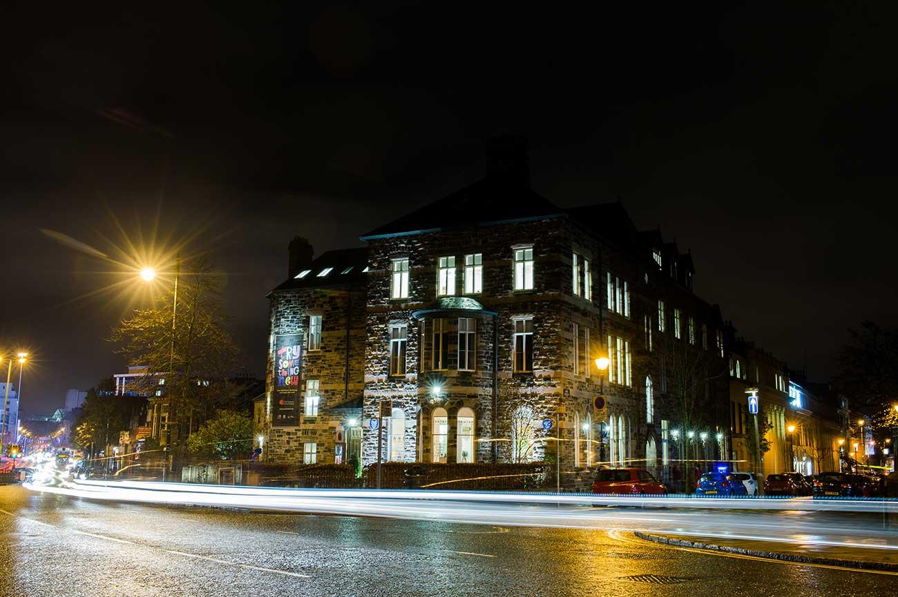 The Crescent Arts Centre Belfast