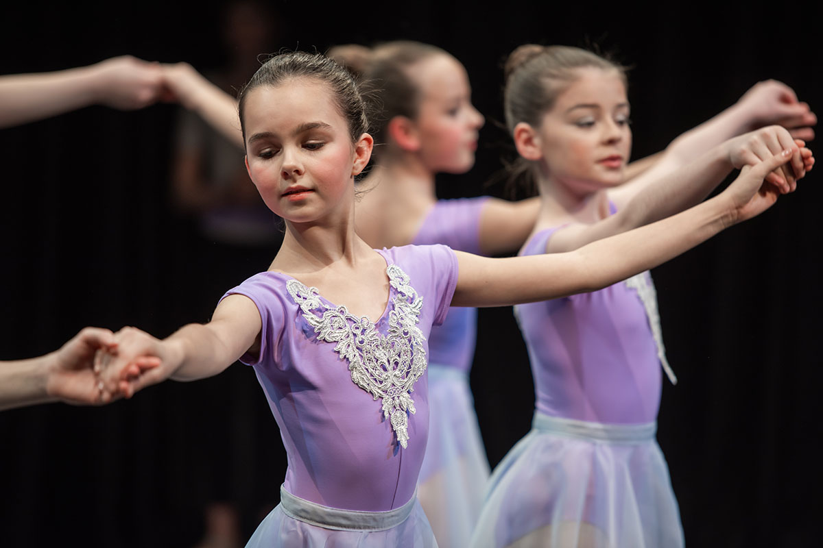 High Points Youth Ballet Presents Excerpts from The Sleeping Beauty